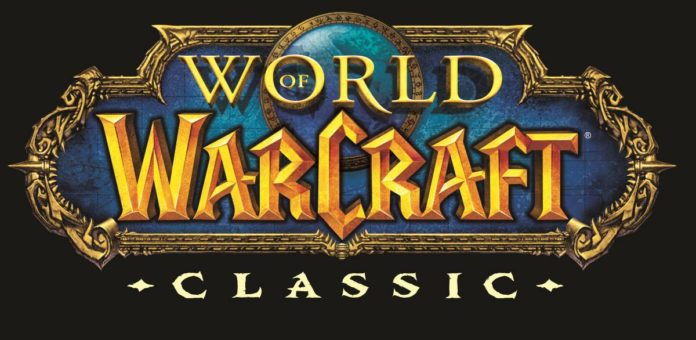 World of Warcraft Classic logo | Sausage Roll