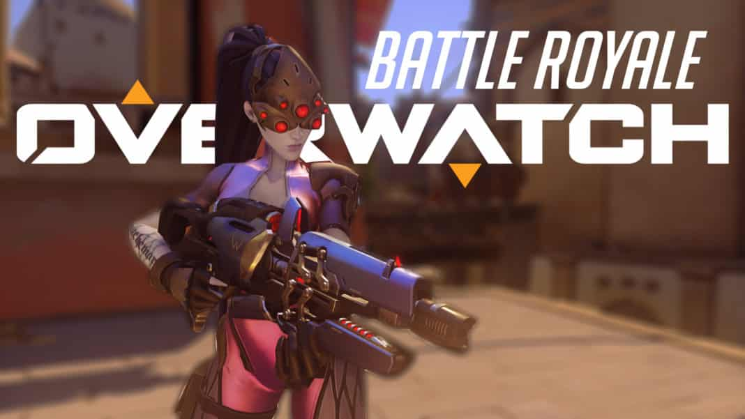 Overwatch Battle-Royale