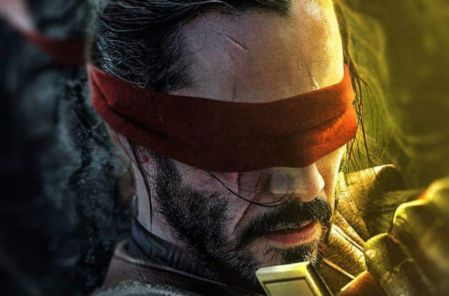 Ryan Reynolds (Deadpool) as Johnny Cage, Keanu Reeves is Kenshi in Mortal Kombat Reboot | Sausage Roll