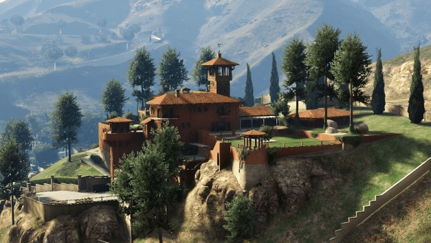 Grand Theft Auto Hideout/Home | Sausage Roll