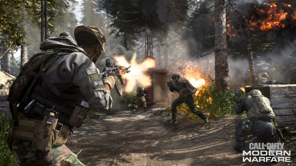 Call of Duty: Modern Warfare MP screenshots | Sausage Roll