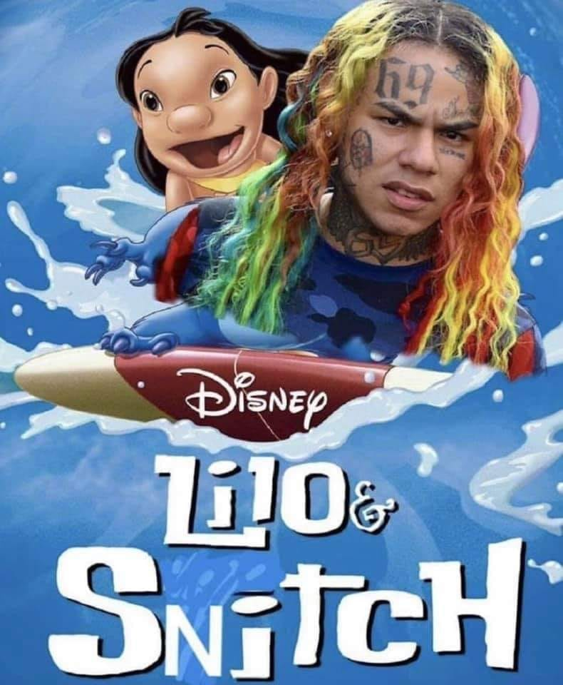 6ix9ine snitch memes are popping up everywhere and they're hilarious