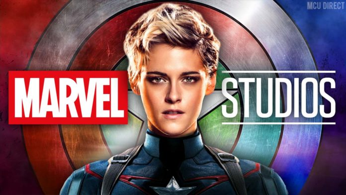 Kristen Stewart appears as gay Captain America and fans cringe