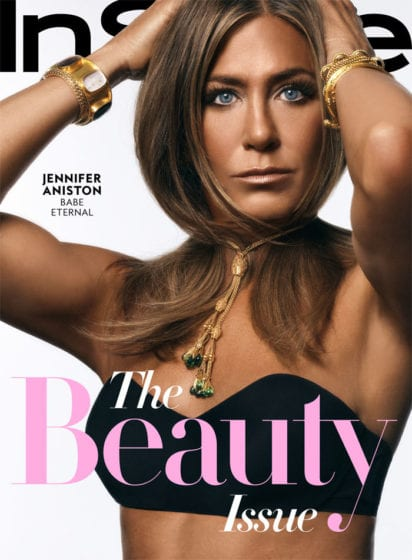 Jennifer Anniston controversial InStyle cover