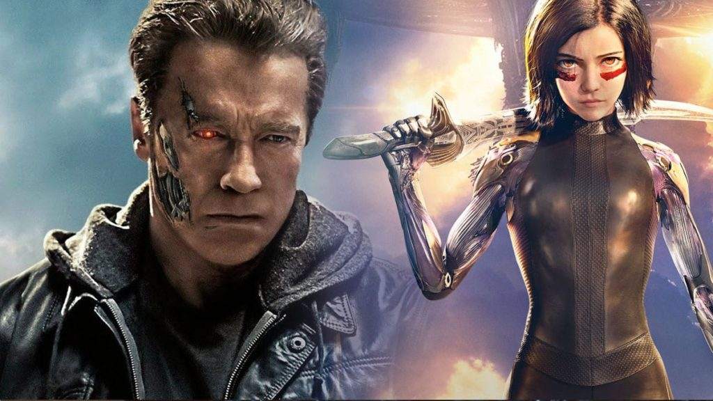 Terminator: Dark Fate beaten by Alita: Battle Angel box office