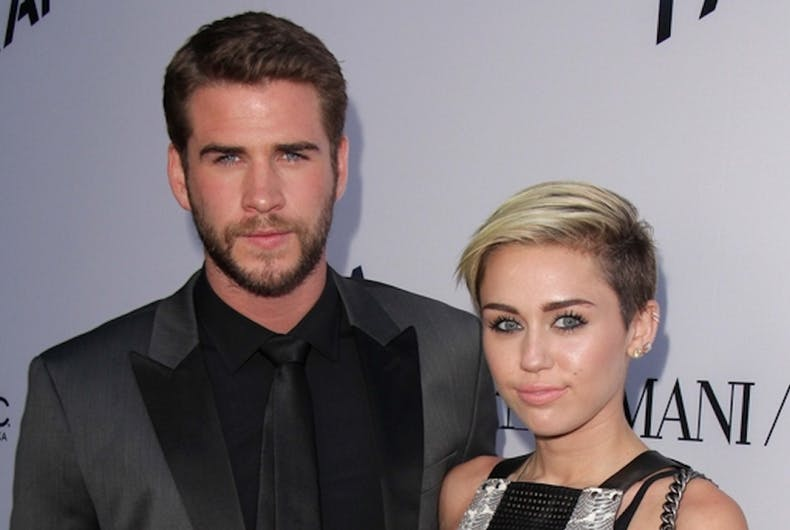 Miley Cyrus obsession with Hemsworth is ruining her new relationship