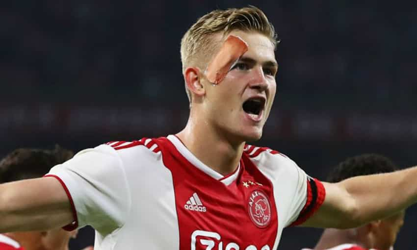 Matthijs de Ligt is a Dutch professional footballer who plays as a defender for Serie A club Juventus