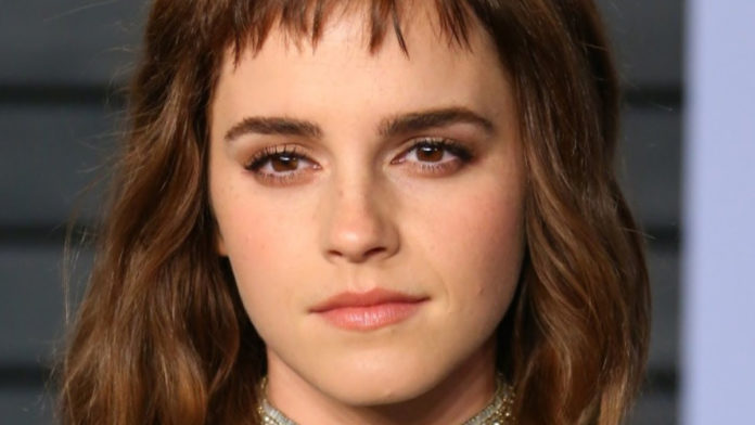 Emma Watson lectures fans on how their clothes are bad for the climate