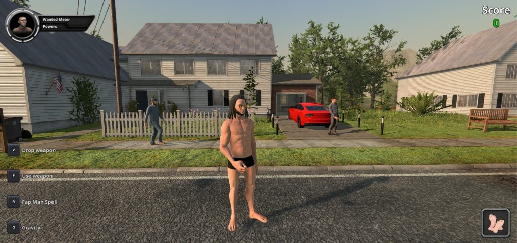 Wanking Simulator to be banned of Steam begs petition