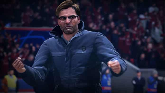 5 of EA FIFA's best 11 in Team of The Year are Liverpool players
