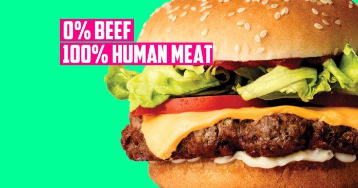 Impossible Burger contains human meat new conspiracy theory suggests