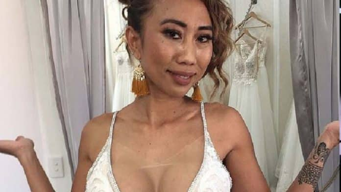 MAFS bride Ning becomes MILF in NSFW lingerie Instagram photo