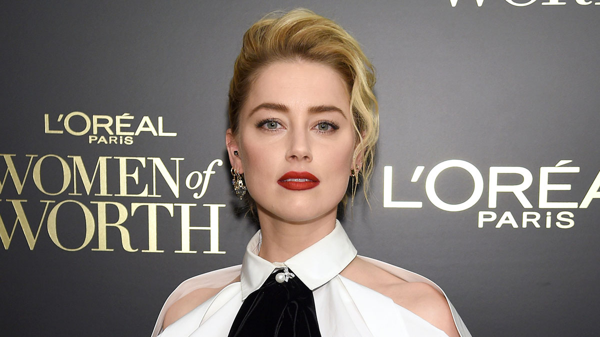 Petition to remove Amber Heard as L'Oreal spokesperson ...