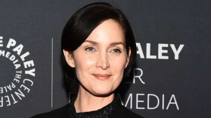 Carrie-Anne Moss called 'old and gross' in new The Matrix 4 pics