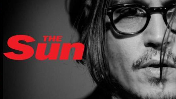 Johnny Depp's phone allegedly hacked by British tabloid The Sun