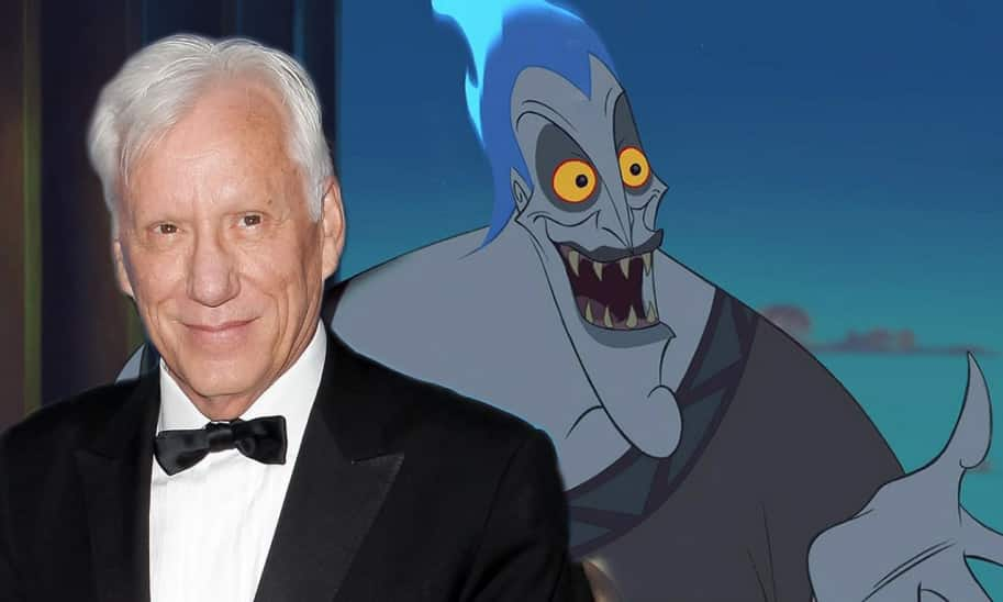 James Woods as Hades in Hercules