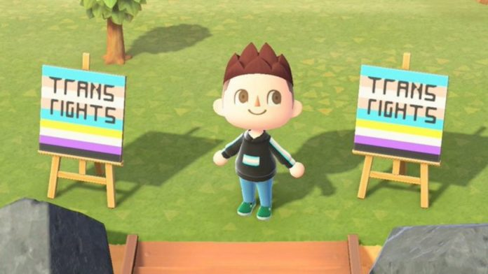 Animal Crossing dev admits gender was removed due to LGBTQ pressure