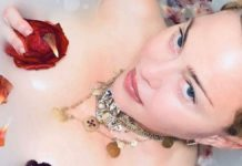 Madonna shares a video in her bathtub scaring the rest of the Internet
