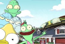 Is the Justin Roiland HULU original 'Solar Opposites' coming to Stan?