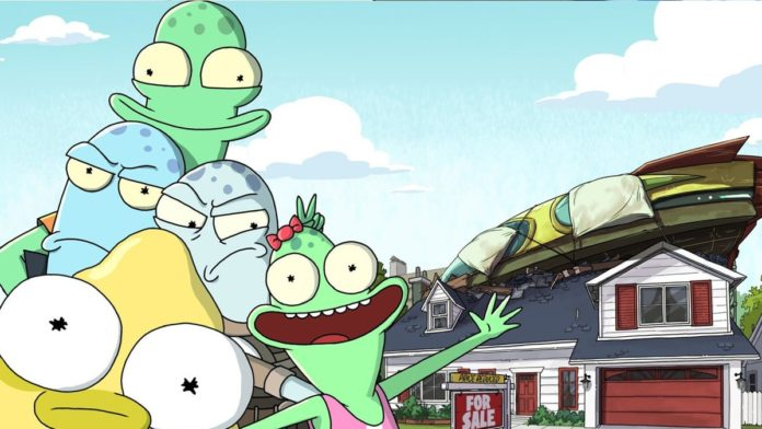 Is the Justin Roiland HULU original Solar Opposites coming to Stan?