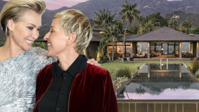 Ellen compares self isolation in her mansion to 'being in jail'