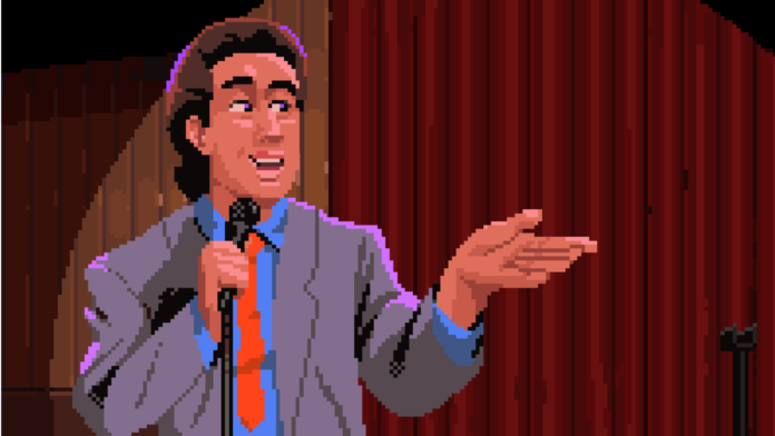 Seinfeld the videogame is the nostalgia that everyone needs right now