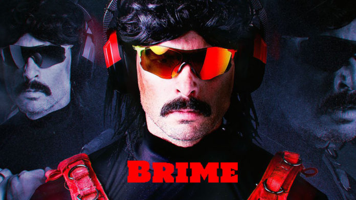 Dr Disrespect not likely to move to small startup Brime [UPDATED]