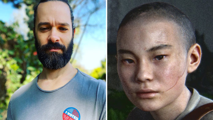 Neil Druckmann caught in transphobic controversy for 'deadnaming' Lev