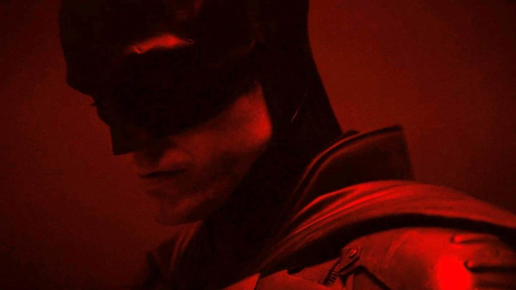 First look at Robert Pattinson in Batsuit looks homemade