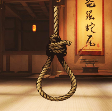 Overwatch McCree noose spray