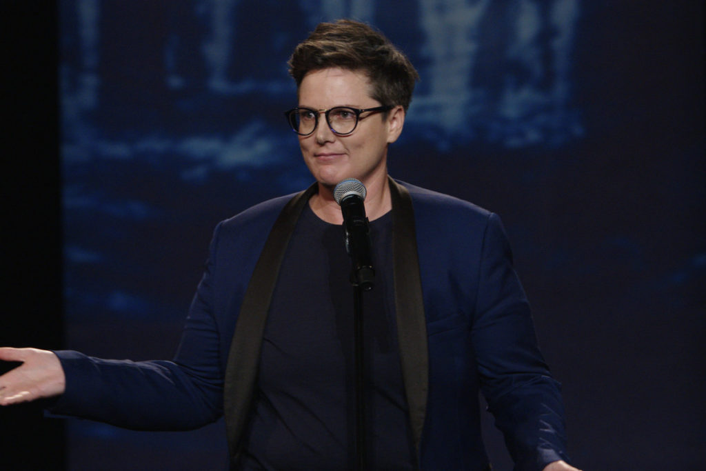 Hannah Gadsby: Not a comedy special