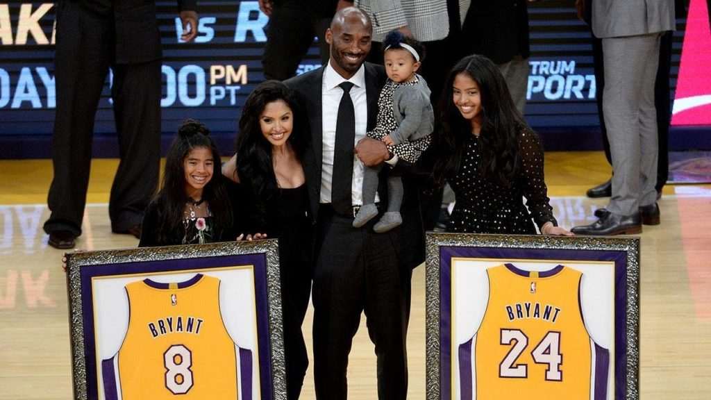 Gianna, 13-years-old, died with her father Kobe Bryant