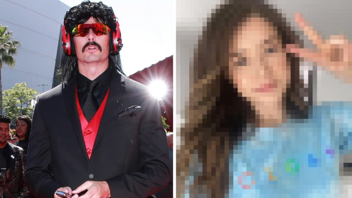 Dr. DisRespect ban was because of bad allegations implies Rob Berslau