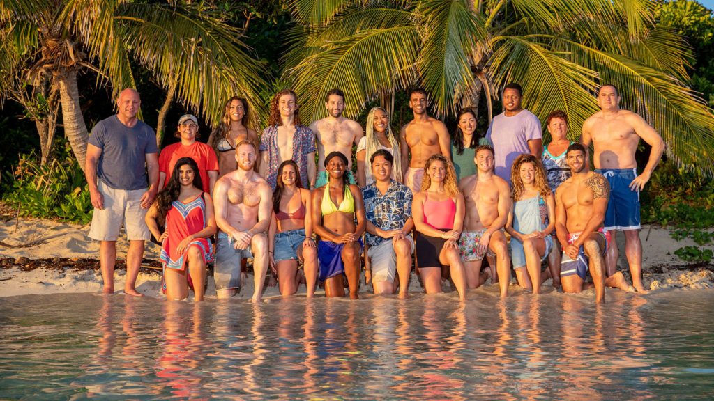 Group 1 Survivor promo
