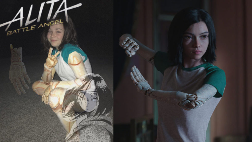 Alita: Fallen Angel cosplay by Mils.