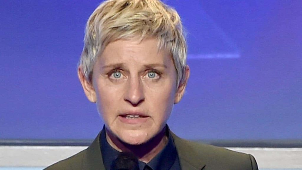 Ellen Degeneres panics as people look for replacement