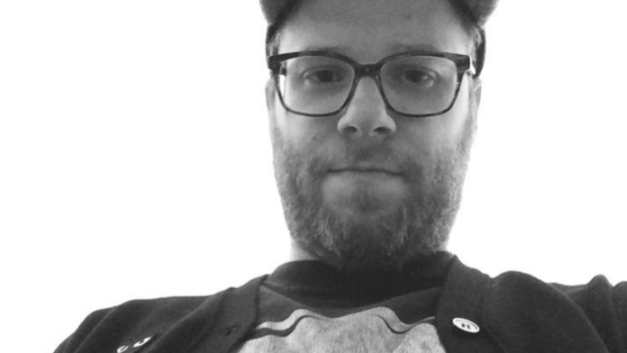 Seth Rogen doesn't want to work with white people as much any more