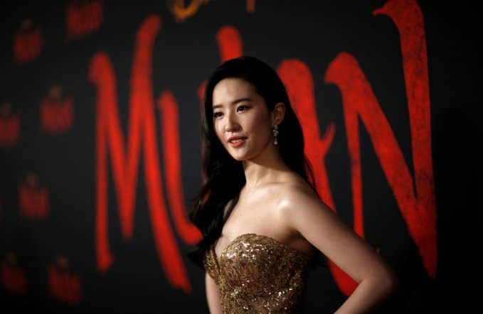 Mulan actress, Liu Yifei, slammed for supporting Hong Kong police; people call for boycott.