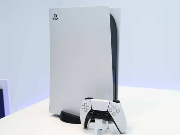 PS5 is huge in size