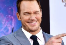 Chris Pratt Christian Conservative White Supremacist