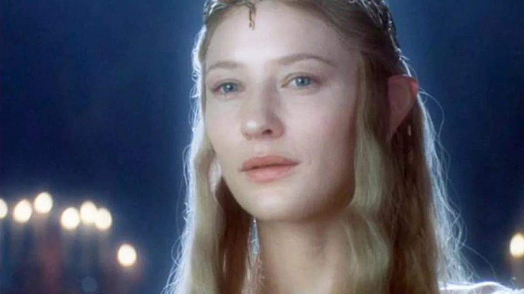 "Lord of The Rings series: erotic nature of Elves & Rivendell ""after dark"""