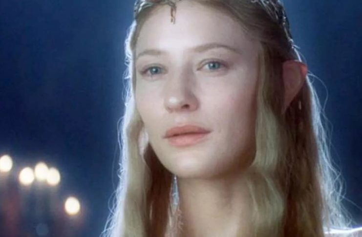 """Lord of The Rings series: erotic nature of Elves & Rivendell """"after dark"""""""