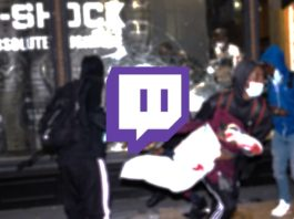 Twitch bans streamers covering 'peaceful protests' as Extremist Content