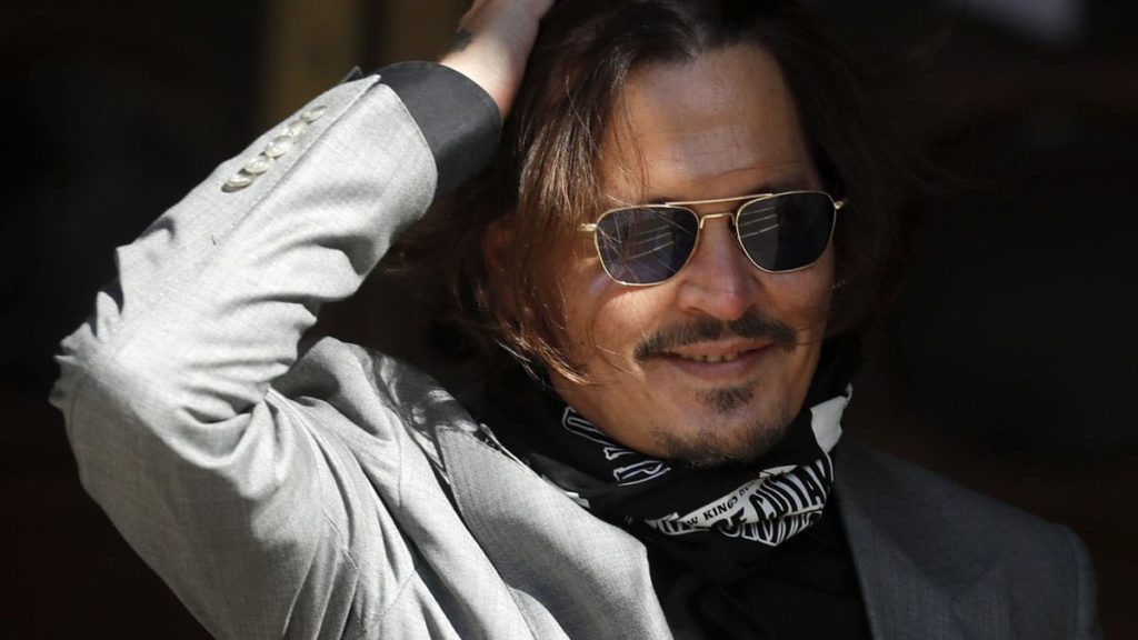 BREAKING NEWS: Johnny Depp lost his libel case against The Sun