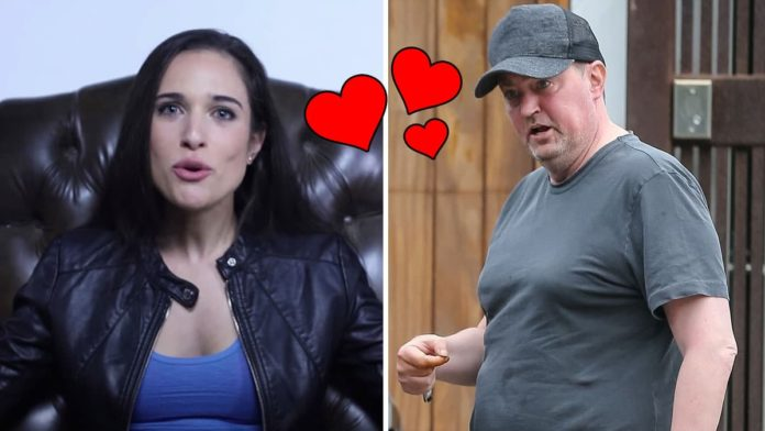 Friends star Matthew Perry, 59, engaged to 29-year-old Molly Hurwitz