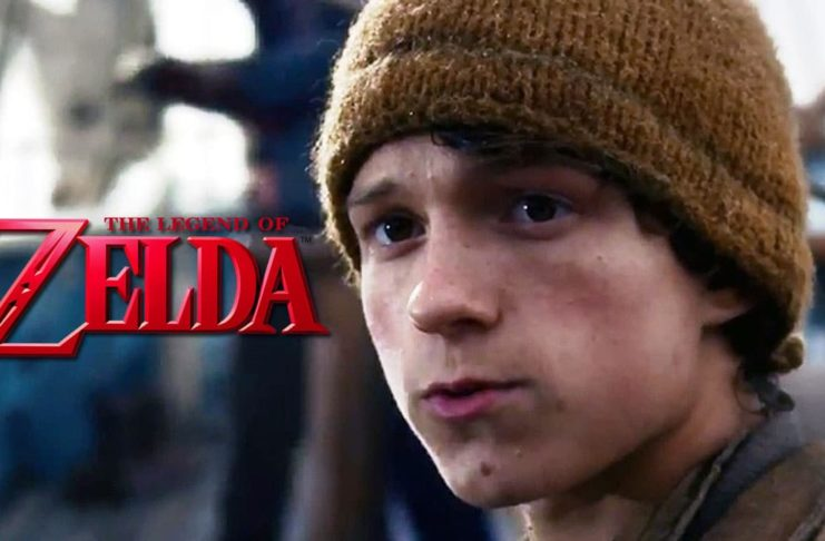 Netflix want to to make The Legend of Zelda series with Tom Holland
