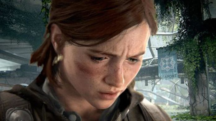 This is what Ellie from the Last of Us looks like as a male