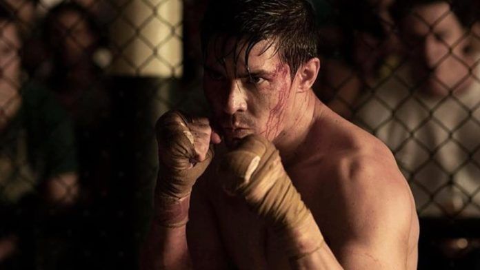 Lewis Tan is NOT Johnny Cage in Mortal Kombat movie according to iMDB