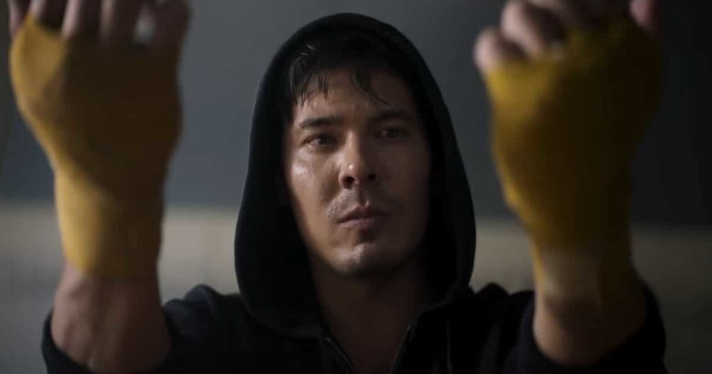 Cole Young is Scorpion