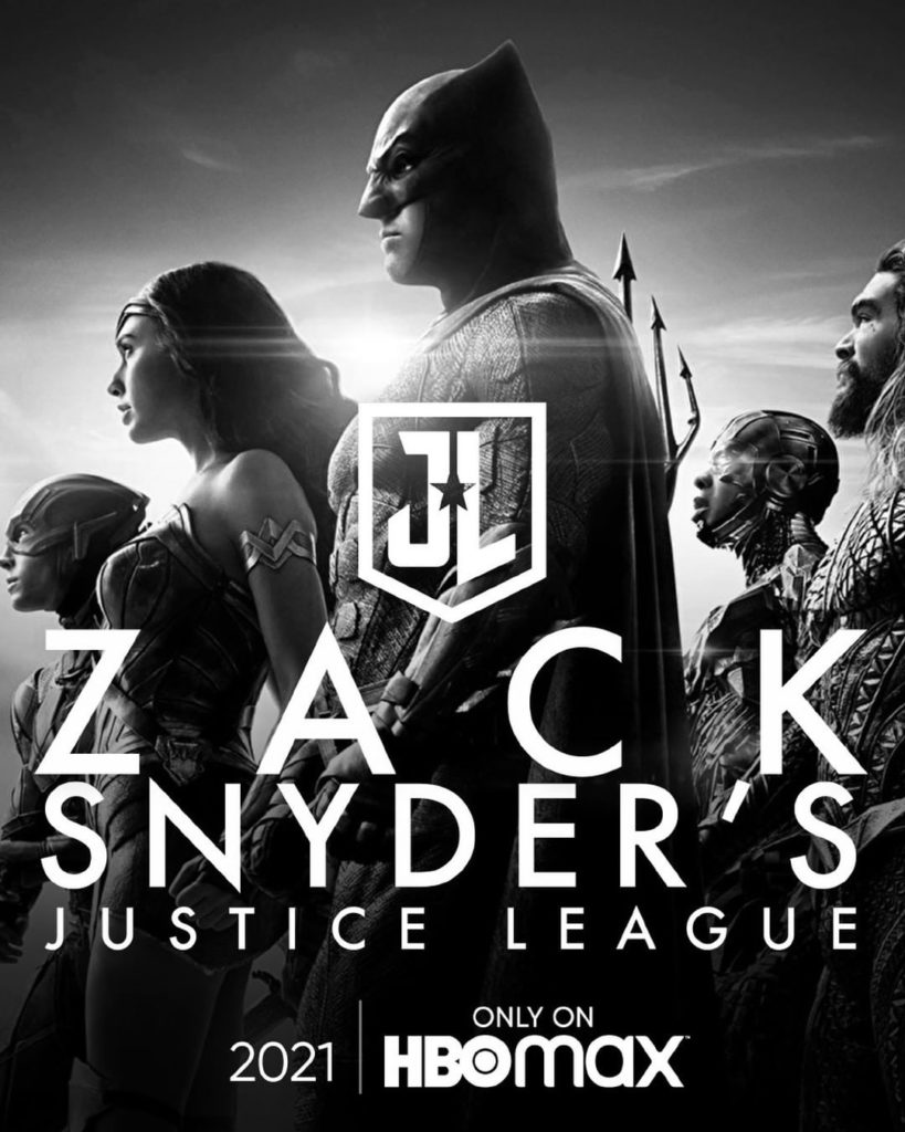 Justice League 2 cancelled